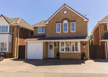 Thumbnail 4 bed detached house for sale in Wicklow Walk, Shoeburyness
