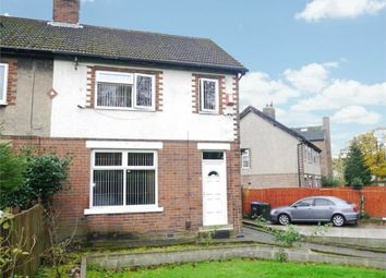 Thumbnail 3 bed semi-detached house for sale in Burras Road, Bradford, West Yorkshire