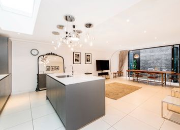 4 bed terraced house for sale in Whittlebury Mews West, London NW1