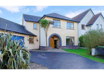 Thumbnail 4 bed detached house for sale in Cove Crescent, Groomsport