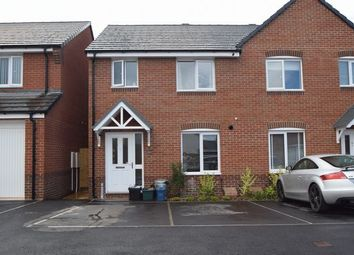 Thumbnail 3 bed semi-detached house to rent in New Parade, Anstey Crescent, Tiverton