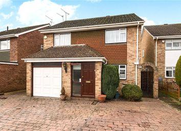 Thumbnail 4 bed detached house for sale in Ballard Green, Windsor, Berkshire