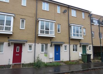 Thumbnail 3 bed terraced house for sale in Harn Road, Hampton Centre, Peterborough