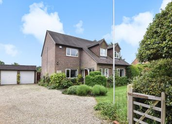 Thumbnail 5 bed detached house for sale in Reading Road, Padworth Common