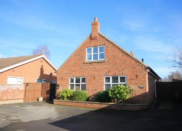 Thumbnail 4 bed detached bungalow for sale in Front Street, Topcliffe, Thirsk