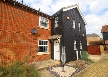 Thumbnail 2 bed terraced house to rent in Mallow Road, Minster On Sea, Sheerness