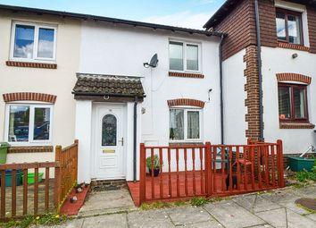 Thumbnail Terraced house for sale in Moorland Gate, Heathfield, Newton Abbot
