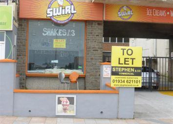 Thumbnail Retail premises to let in Beach Road, Weston-Super-Mare