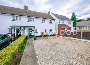 Thumbnail 3 bed semi-detached house for sale in Forge Crescent, Bradwell, Braintree