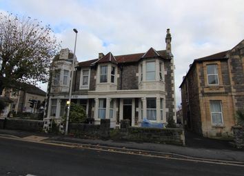 Thumbnail 1 bed flat to rent in Walliscote Rd, Weston-Super-Mare, North Somerset