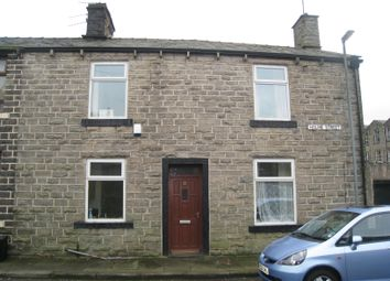 Thumbnail 3 bed end terrace house to rent in Holme Street, Bacup