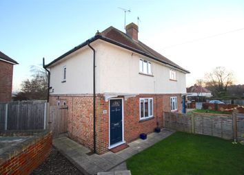 Thumbnail 2 bed semi-detached house for sale in Fentum Road, Guildford