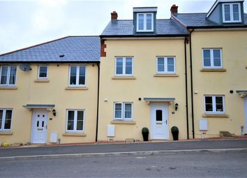 Thumbnail 3 bed terraced house for sale in Dukes Way, Axminster