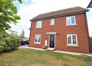 3 bed link-detached house for sale in Priory Chase, Rayleigh SS6