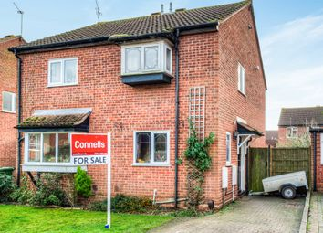 Thumbnail 2 bed semi-detached house for sale in Bankcroft, Leamington Spa