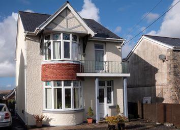 Thumbnail Detached house for sale in Leyshon Road, Gwaun Cae Gurwen, Ammanford