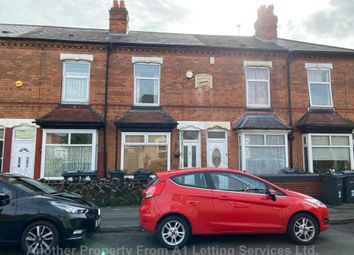 2 bed terraced house to rent in Emily Road, Yardley, Birmingham B26