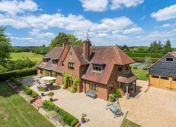 Badgemore, Henley-On-Thames, Oxfordshire RG9. 5 bed detached house for sale