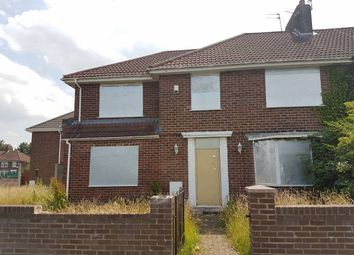 Thumbnail 4 bed end terrace house for sale in Swinbrook Green, Liverpool