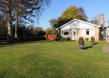 Thumbnail 3 bedroom detached bungalow for sale in Woolpit, Bury St Edmunds, Suffolk
