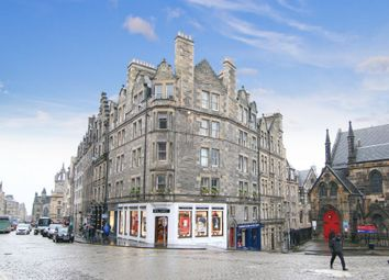 Thumbnail 1 bed flat for sale in 1/17 Upper Bow, Old Town, Edinburgh