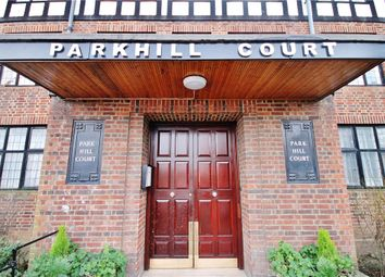 Thumbnail 2 bed flat for sale in Park Hill Court, Addiscombe Road, Croydon