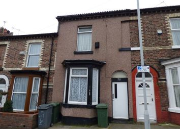 Thumbnail 2 bed terraced house for sale in Rodney Street, Birkenhead