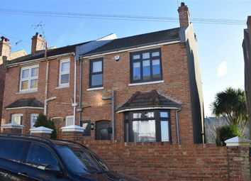 Thumbnail 3 bed semi-detached house for sale in Greville Road, Hastings, East Sussex