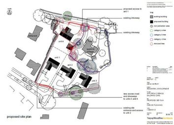 Thumbnail Land for sale in Plot 4, Coneygreave Lane, Whitmore, Newcastle