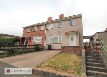 3 bed semi-detached house for sale in Parry Drive, Newport NP19