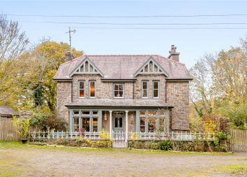 Thumbnail 6 bed detached house for sale in Vaynol Park, Bangor, Gwynedd
