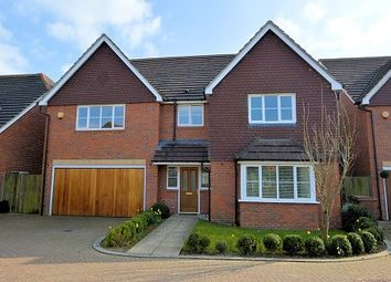 Thumbnail 6 bed detached house to rent in Deardon Way, Shinfield, Reading