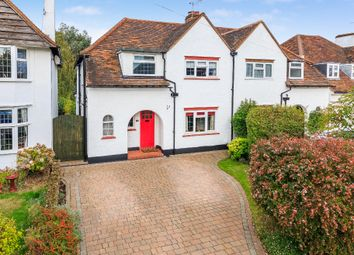 Thumbnail 4 bed semi-detached house for sale in Fordwich Hill, Hertford