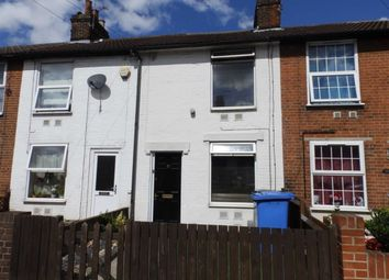 Thumbnail 2 bedroom terraced house for sale in Chevallier Street, Ipswich, Suffolk