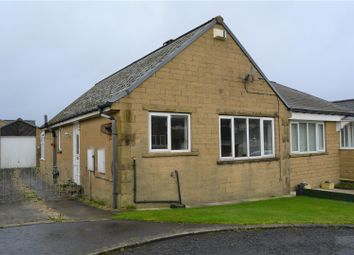 Thumbnail 2 bed semi-detached bungalow for sale in Badger Hill, Brighouse