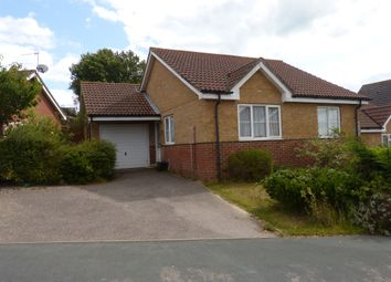 Thumbnail 2 bed semi-detached bungalow for sale in Bunting Close, St. Leonards-On-Sea