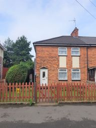 Thumbnail 1 bed end terrace house to rent in Tickton Grove, Hull