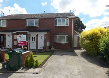 Thumbnail 2 bed flat for sale in Church Lane, Bessacarr, Doncaster
