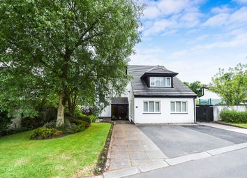 Thumbnail 5 bed detached house for sale in The Paddock, Perceton, Irvine