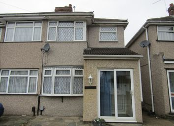 Thumbnail 2 bedroom property for sale in Calbourne Avenue, Hornchurch