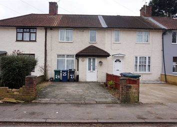 Thumbnail 3 bed terraced house to rent in Milling Road, Burnt Oak, Edgware