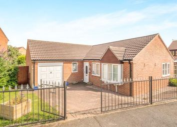 Thumbnail 3 bed bungalow for sale in Charingworth Road, Oakwood, Derby, Derbyshire