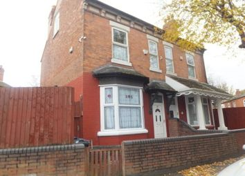 Thumbnail 3 bed property to rent in Whateley Road, Birmingham