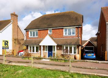 Thumbnail 4 bed detached house for sale in The Hemsleys, Pease Pottage, Crawley