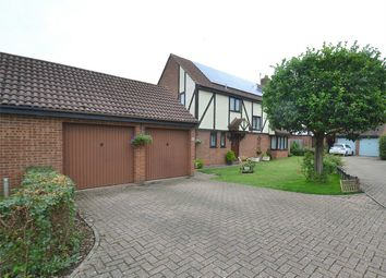 Thumbnail 4 bed detached house for sale in Bayliss, Godmanchester, Huntingdon, Cambridgeshire