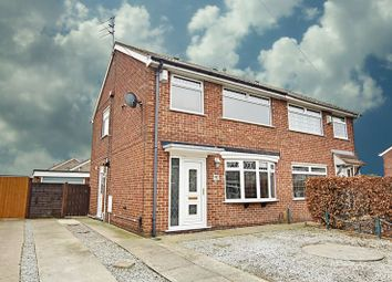 Thumbnail 3 bed semi-detached house for sale in Westborough Way, Hull