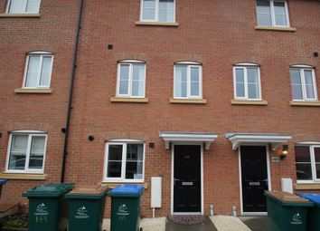 Thumbnail 4 bedroom terraced house to rent in Anglian Way, Stoke, Coventry