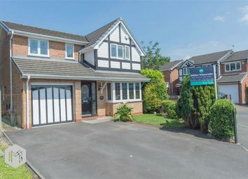 Thumbnail 4 bedroom detached house for sale in Kirkfell Drive, Tyldesley, Manchester, Lancashire