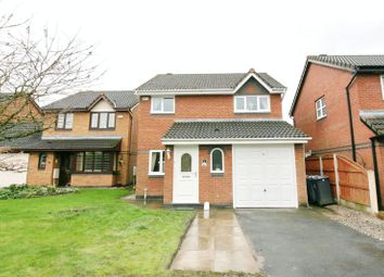 Thumbnail 3 bed detached house for sale in Worsbrough Avenue, Walkden, Manchester