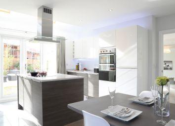 "Thumbnail 4 bed detached house for sale in ""The Berrington"" at Redbridge Lane, Nursling, Southampton"